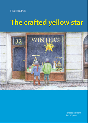 The crafted yellow star
